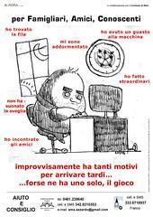 Locandina n. 15 (UnderTrenta.it) Tags: gioco ludopatia patologico