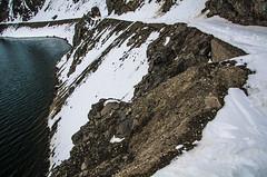 """Embalse """"El Yeso"""" (ANDYFOTEIKER) Tags: embalse el yeso cajon del maipo sergio mella region metropolitana santiago chile turismo nieve montaa viajes"""