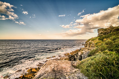 Pacific (Bill Thoo) Tags: pacific manly sydney nsw australia landscape seascape coastal sony a7rii samyang 14mm ngc pacificocean ocean coast sunset travel
