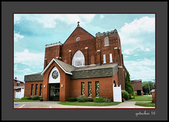 All Saints Catholic Church (the Gallopping Geezer 3.8 million + views....) Tags: church exterior allsaintscatholicchurch religion religious faith worship building structure old historic mi michigan upperpeninsula canon 5d3 tamron 28300 geezer 2016