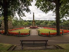 Knaresborough War Memorial (mister_wolf) Tags: castle knaresborough memorial northyorkshire warmemorial england unitedkingdom