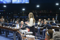 Plenário do Senado (Senado Federal) Tags: crimederesponsabilidade denúncia12016 plenário processodeimpeachment senadoravanessagrazziotinpcdobam sessãoextraordinária brasília df brasil bra
