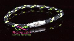 DSC09743 (Ropelet Bracelets) Tags: ropelet ropebracelet bracelet handmadebracelet handmadejewelry wristwear wristband stack stackbracelet braceletstack
