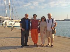 Micieli_5711 (Manohar_Auroville) Tags: amici friends italian italy holidays vacanze 2016 manohar luigi fedele