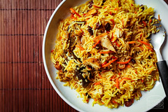 Homemade Kabuli palaw (sheryip) Tags: kabuli palaw homemade food foodporn afghanistan rice