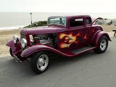 Ford V8 (Peter M Garwood) Tags: felixstowe prom nasc streetcar customcar