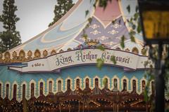 King Aurthurs Carousel (R. Zavala) Tags: disney disneyland disneylandresort disneycaliforniaadventure fantasyland sleepingbeautycastle sleepingbeauty kingaurthurscarousel carousel
