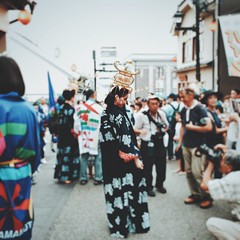 photo (shoji.k) Tags: festival japan culture checkthisout beautiful creativity art takingphotos eyembestshots streetphotography favorite snapshot woman iphoneography mobilephotography
