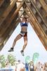 Stairway to Heaven Obstacle (OakleyOriginals) Tags: conquerthegauntlet race obstacles torpedo wallsoffury stairwaytoheaven cliffhanger tulsa ok august 2016 challenge strength fitness competitive medals