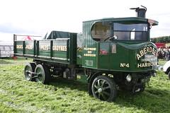1930 Sentinel DG6 (grobertson4) Tags: roseisle vintage classic vehicle sentinel dg6 steam lorry