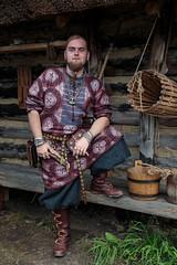 Jarl (Crones) Tags: canon 6d canoneos6d poland polishrepublic wolin skanzen viking vikings historicalvillage friend people portrait tpn canonef24105mmf4lisusm 24105mmf4lisusm 24105mm