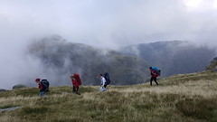 Great weather in the Lakes for Gold DofE