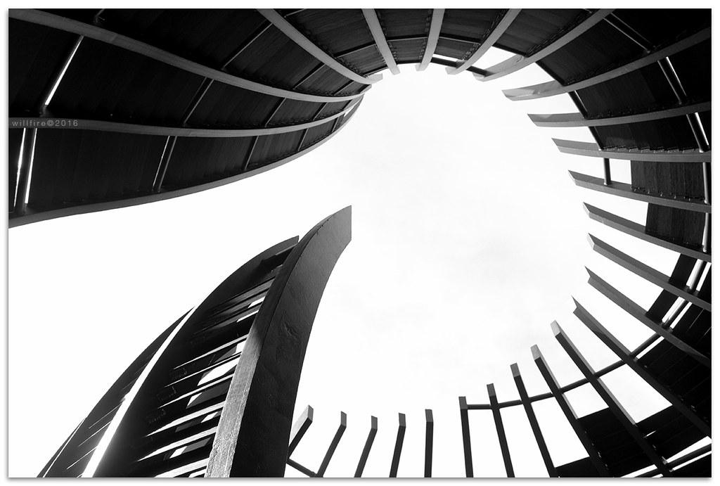 the world s best photos of pod and singapore flickr hive mind River Safari Singapore nautilus 9115 willfire tags willfire singapore sungeibuloh pod modern bw monochrome spiral