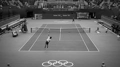 Rio 2016 (Henri Koga) Tags: 2016summerolympics henrikoga olympicgames rio2016 riodejaneiro summerolympicgames brasil brazil olympics tennis thomasbellucci davidgoffin