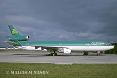 MD11 N272WA AER LINGUS (shanairpic) Tags: jetairliner md11 shannon world aerlingus n272wa