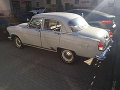 GAZ-M21 Volga (Trabantje601) Tags: gaz m21 21 volga latvia ussr car russian soviet union iron curtain
