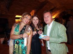 La Marchesa & d'Arapr (Sparkling Wines of Puglia) Tags: party battesimo cantina