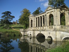 Stowe Landscape Gardens (Baz Richardson (trying to catch up!)) Tags: buckinghamshire lakes bridges stowe nationaltrust georgianarchitecture palladianbridge stowelandscapegardens stowehouse jamesgibbsarchitect flickrunitedaward palladianbridgeatstowelandscapegardens