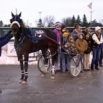 18 - race 10 - Vp Power w/ Lindsay Moen in the winner's circle thumbnail