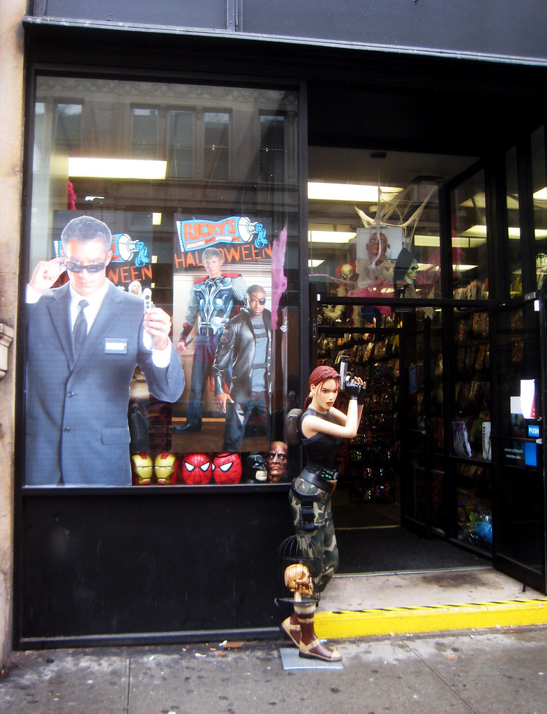 Rickys Halloween Superstore, New York, New York. 11 likes · were here. Cosmetics Store/5(97).