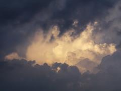 Cloudscapes #129 (tt64jp) Tags: sky cloud white nature weather japan cloudy gray wolke  nuage    nube   gunma   kiryu