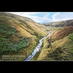 Snake pass (PeterChad) Tags: road travel snake heather derwent derbyshire transport pass feeder communication peat daytime moor pennine scrub moorland ladybower riverashop
