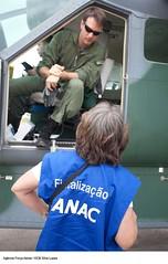 FAB e ANAC fiscalizam aviação civil na fronteira (Força Aérea Brasileira - Página Oficial) Tags: brazil df bra brasilia forçaaéreabrasileira cecomsaer fotosilvalopes operaçãoágata fac105 luizalbertodasilvalopes forçaaéreacomponente105 ágata6