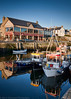 Annalong Harbour (bazmcq) Tags: county uk morning ireland mountains reflection port sunrise reflections boats coast boat harbour down northernireland mourne ulster mournemountains countydown mournes icapture harbourinn annalong flickraward northernirelandphotography barrymcqueen yahoo:yourpictures=waterv2 yahoo:yourpictures=yourbestphotoof2012