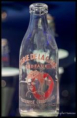 Laiterie de la Gare Bordeaux (Christophe Hamieau) Tags: france milk bottle lait laval laiterie bouteille mayenne paysdelaloire besnier lactalis cheesedairy lactaple