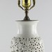 268. Chinese Blanc de Chine Table Lamp