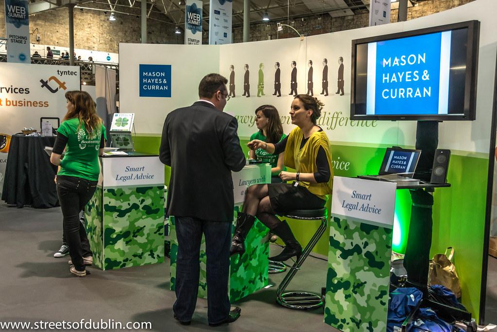 Mason Hayes & Curran: Web Summit 2012 In Dublin (Ireland)