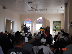 "Masjid Umar Inauguration Event • <a style=""font-size:0.8em;"" href=""http://www.flickr.com/photos/88854999@N07/8101247851/"" target=""_blank"">View on Flickr</a>"