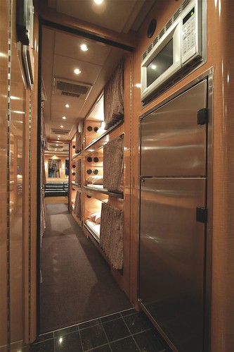 Dakota - Fridge Bunks