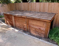 "3-Bin Compost Bin - closed • <a style=""font-size:0.8em;"" href=""https://www.flickr.com/photos/87478652@N08/8103538651/"" target=""_blank"">View on Flickr</a>"
