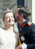The official wedding of Crown Prince Guillaume of Luxembourg and Countess Stephanie de Lannoy