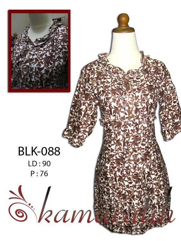 ... (Batik Kamaratih) Tags: fashion blouse jogja baju batik wanita blus