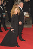 Kelly Hoppen and John Gardiner James Bond Skyfall World Premiere held at the Royal Albert Hall- London