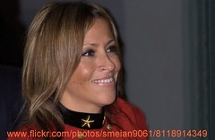 Nicole Appleton (iron_smyth48) Tags: red portrait woman white celebrity film smile face female hair carpet star glamour eyes teeth event jacket singer actress earrings premiere celeb allsaints