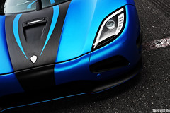 Agera R (This will do) Tags:
