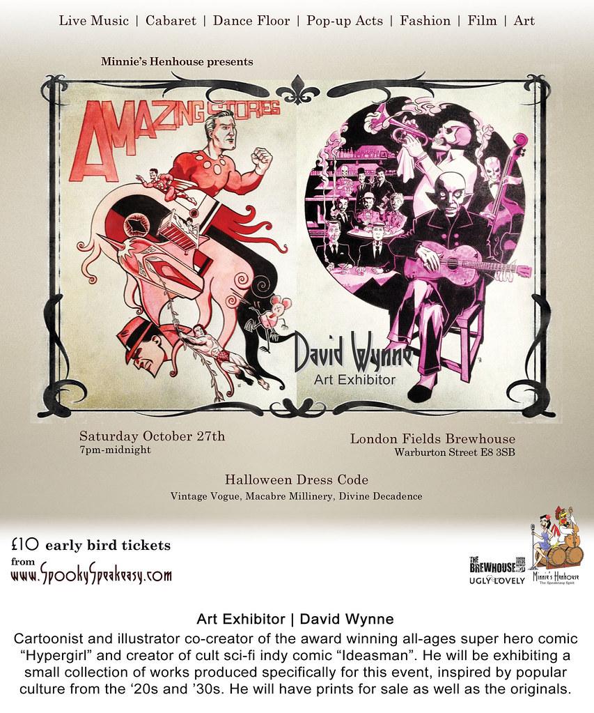 Art Exhibitor | David Wynne