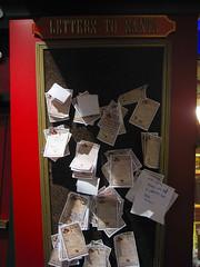 Letters to Santa (pianoforte) Tags: christmas store yankeecandle southdeerfield southdeerfieldma massachusettsflagship