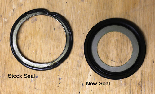 WRR Steering Bearing