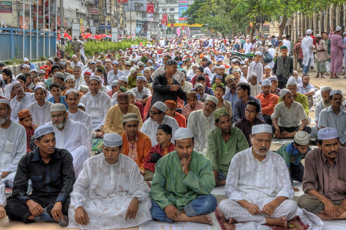 eid celebration bangladesh