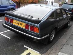 1984 Rover Vitesse (1) (Al Walter) Tags: rover vitesse 3500 sd1