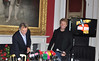 Jon Bon Jovi with Lord Henry Mountcharles, owner of Slane Castle