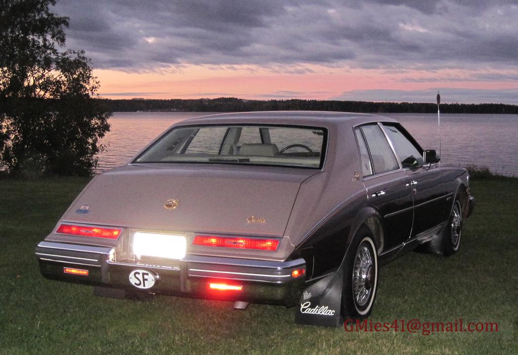A D B on Cadillac Eldorado 1981 368 Engine