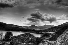 Wales (Damian D Photography) Tags: blackandwhite bw panorama white black wales canon pix pics cymru pic hdr photomatix