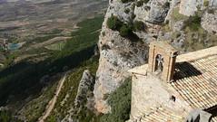 Ermita de Anis (Huesca) (Amaia eta Gotzon) Tags: architecture arquitectura huesca aragon hermitage roca ermita aragn prepirineo oscense anies anis ermitadeanis ermitadeanies