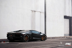 Lamborghini Aventador LP700 | Vellano Wheels vkk concave (Vellano Forged Wheels) Tags: car wheels rim lamborghini concave vellano vkk aventador lp700