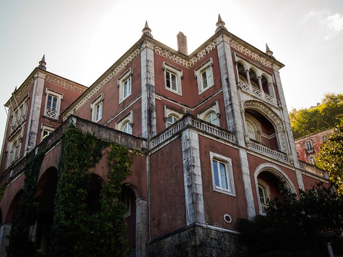 lovely Sintra mansion by monsieur paradis, on Flickr